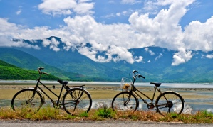 A long time coming? Bicycles. Photograph: Rob Whitworth/Corbis